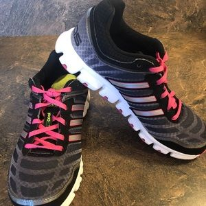 Adidas Climacool Aerate 2.0 Black & Pink Women 8.5